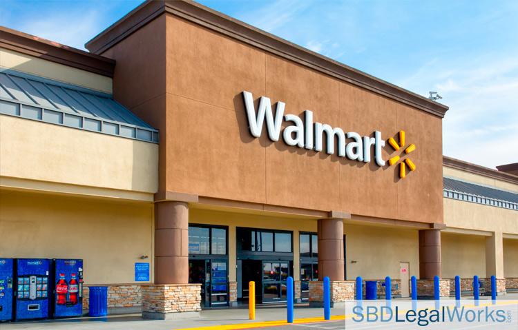 lawsuit against Walmart